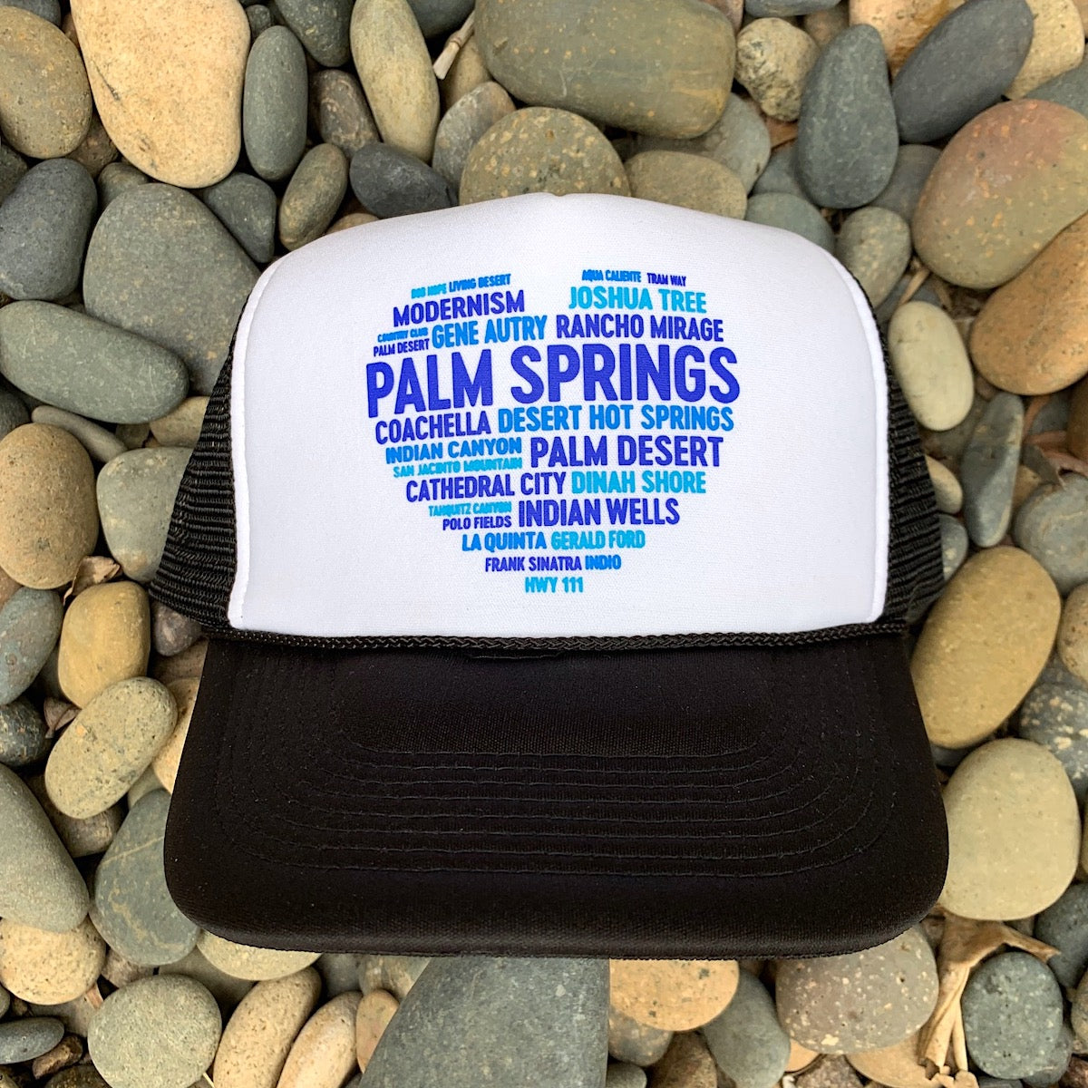 Palm Springs Community Heart