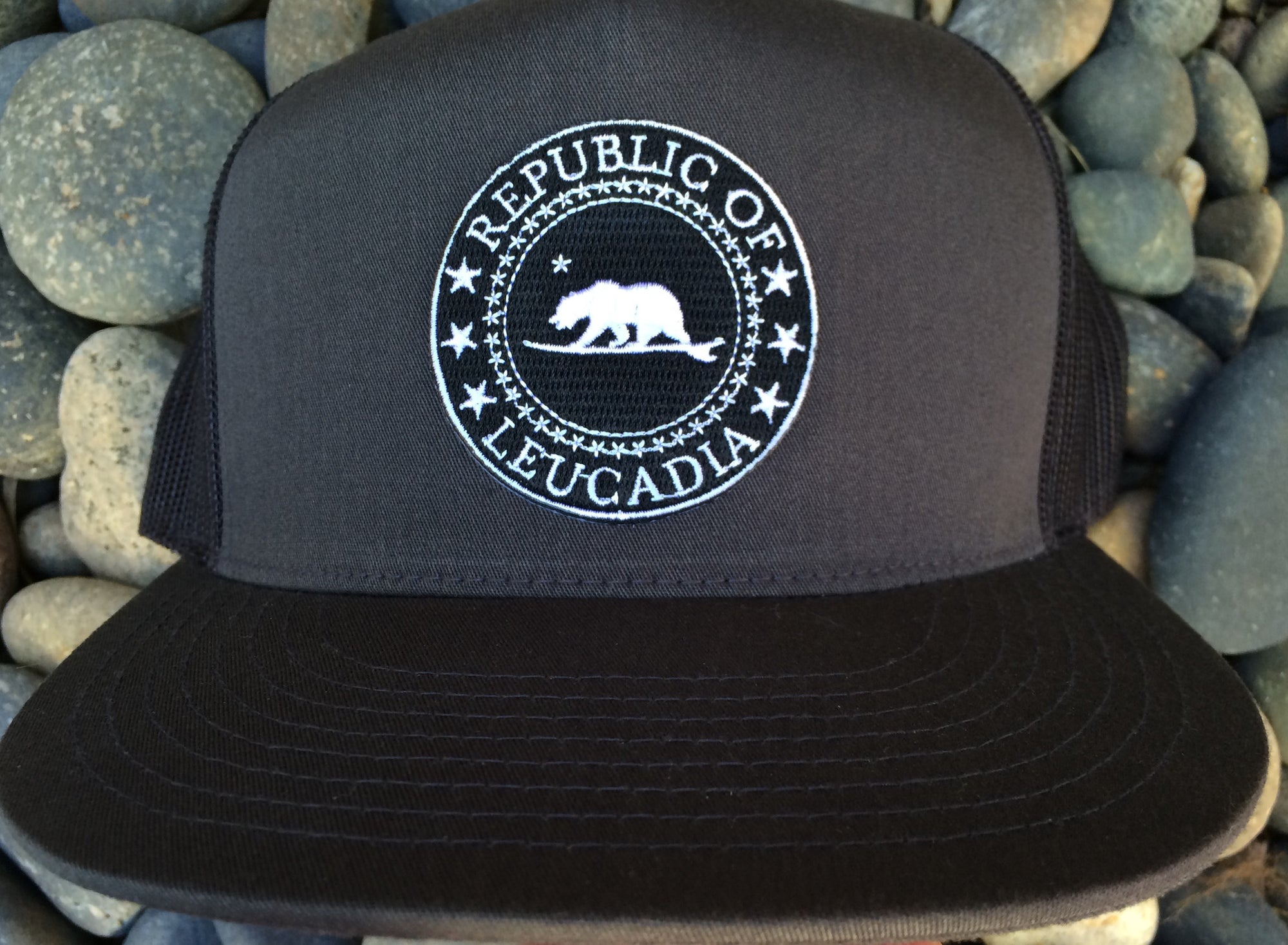 Republic of Leucadia - Surf Bear® Premium Trucker