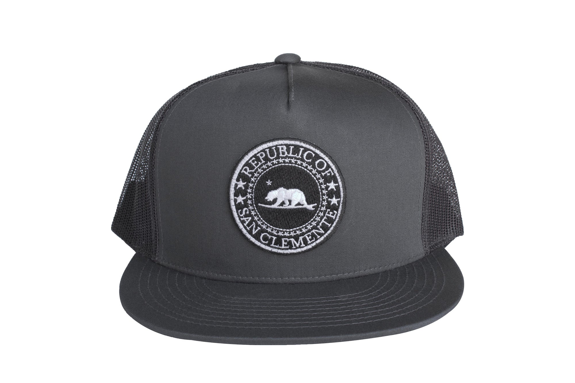 Republic of San Clemente - Surf Bear® premium trucker