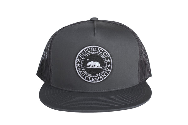 Republic of San Clemente - premium trucker