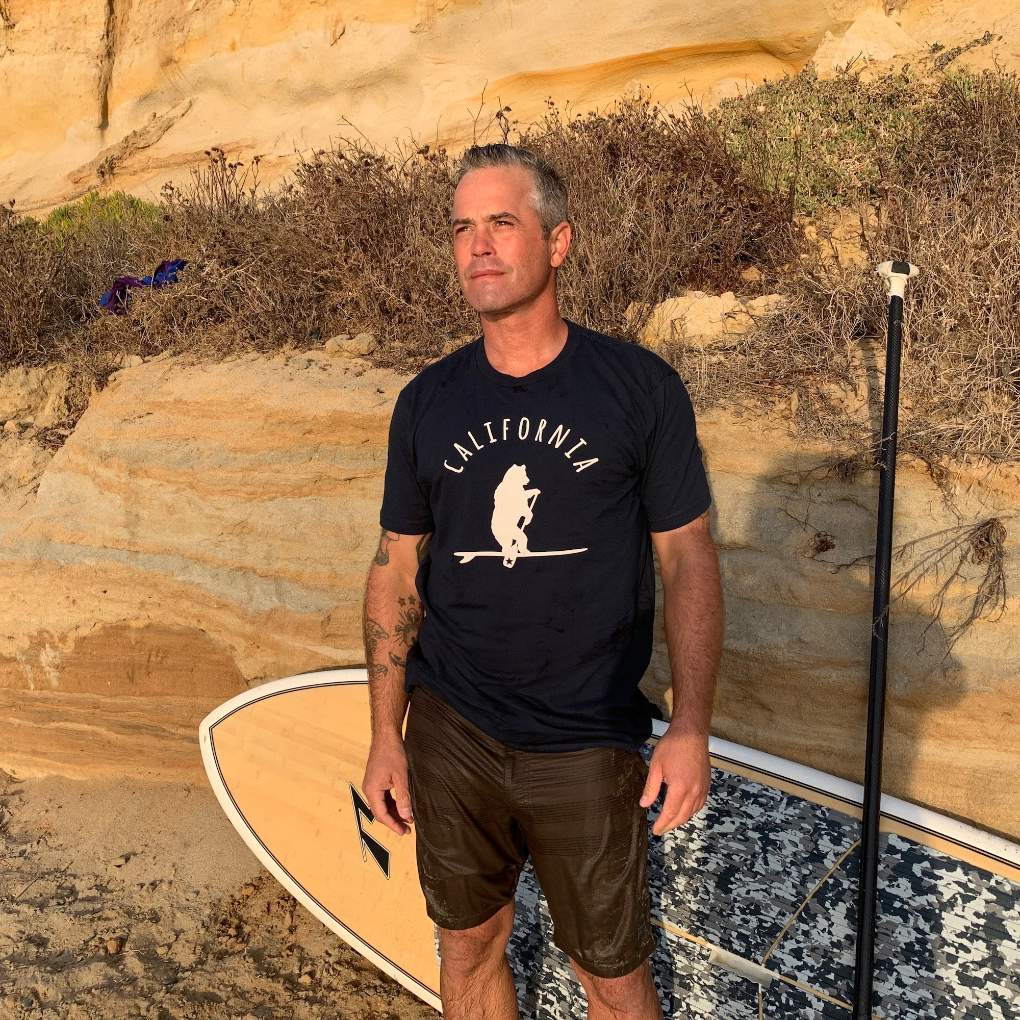 California SUP Bear® T-shirt
