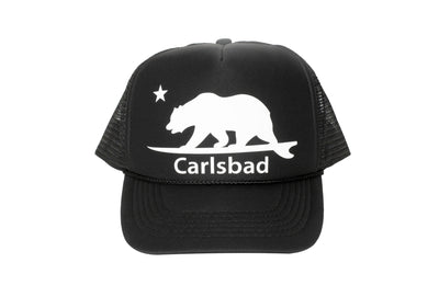 Carlsbad Surfing Bear