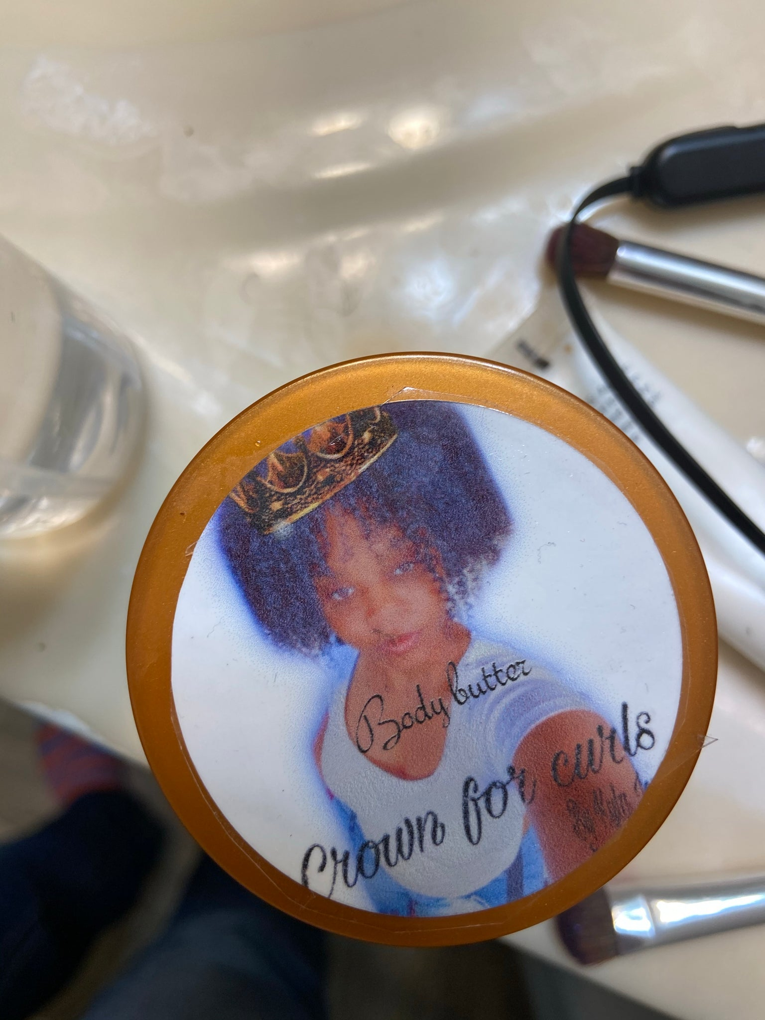 Body Butter - Crown for curls