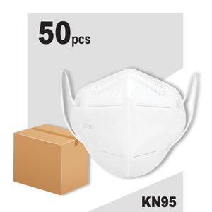 Essential KN95 Face Mask 50 Pack