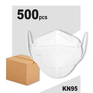 Essential KN95 Face Mask 500 Pack