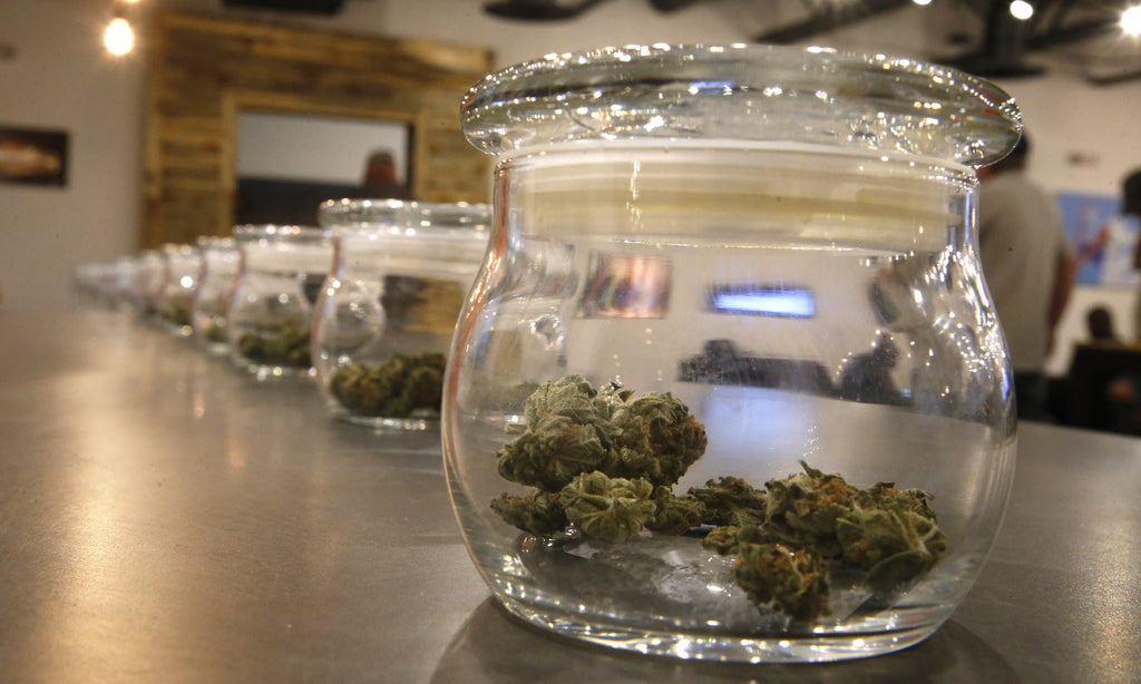 Colorado's marijuana tax revenues nearly double last year's figures