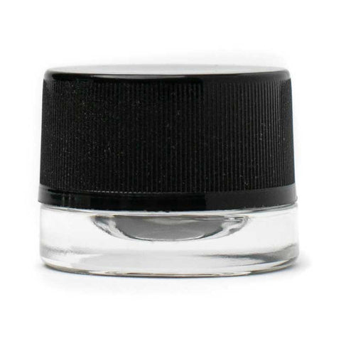 5ml Glass Concentrate Jar - Child Resistant Lid - 504qty
