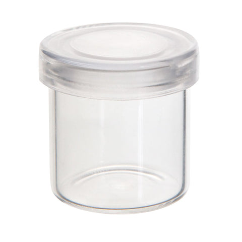 6ml Glass Concentrate Jars with Plastic Lid