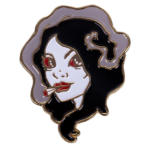 Dream Girl Enamel Pin
