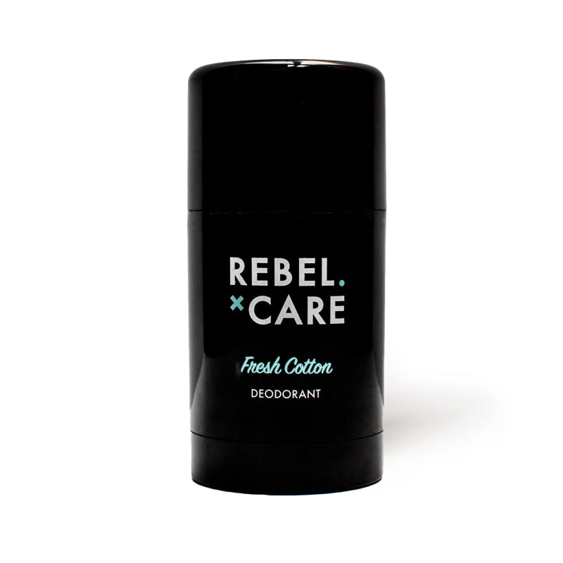 Deodorant Rebel Fresh Cotton for men