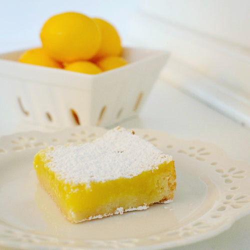 Lemon Bar - Sweet Nita's