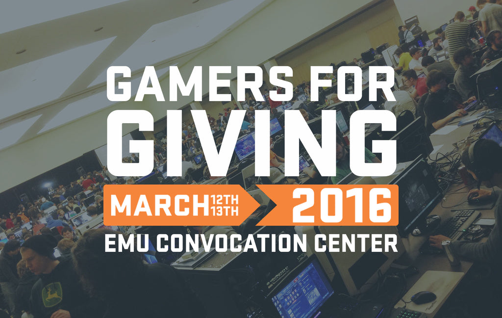 JerkyXP is attending Gamers for Giving!