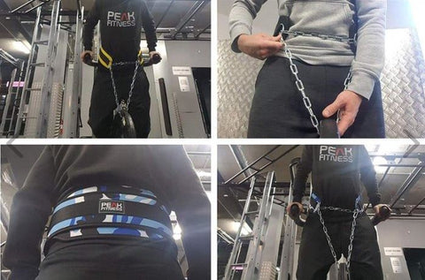 Dipping Belt Exercises