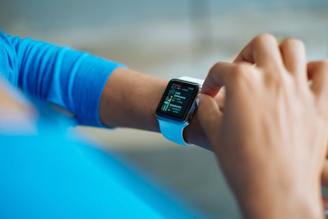 Wearable technology for Fitness
