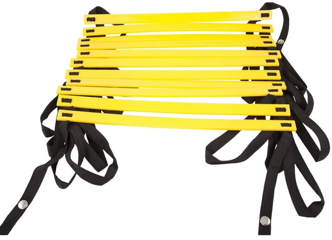 4 Metre 8 Rung Agility Speed Ladder for Football, Speed Training, Fitness Training freeshipping - Fitness Equipment Dublin
