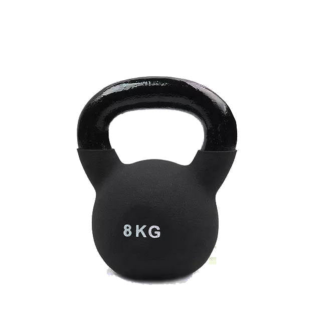 Cast Iron Coated 8kg, 10kg, 12kg, 16kg, 20kg Kettlebell (Pre Order for May 23rd) freeshipping - Fitness Equipment Dublin
