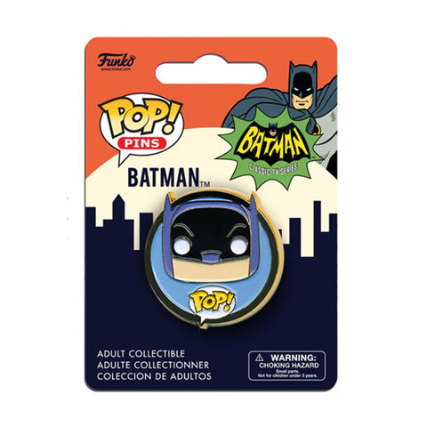 1966 Batman POP! Pins DC Universe Adult Collectible
