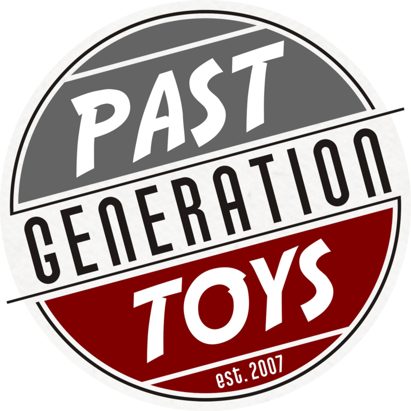 Past Generation Toys