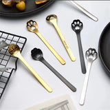 Cat Paw Spoon -  pets n stuff