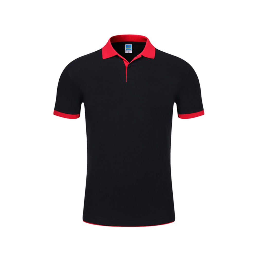 2018 Summer Men's Short Sleeve Pure Body Repair POLO Shirt - Emporio Magno