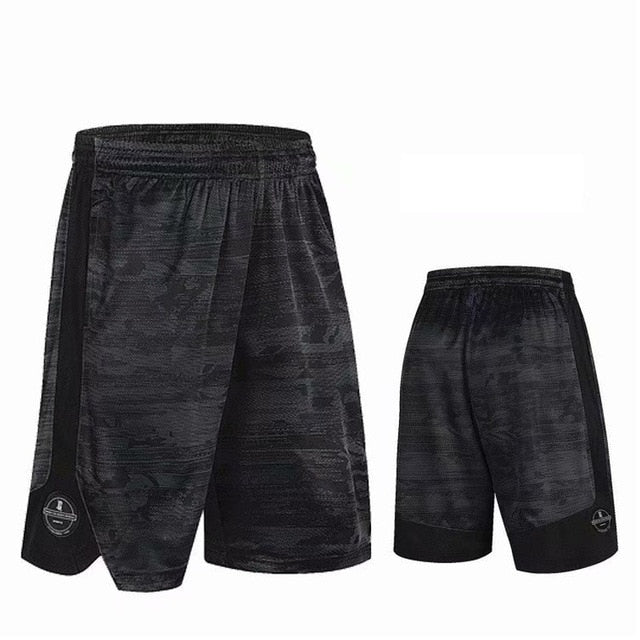 Sport Athletic USA NO.23 Basketball Shorts Training Men Active Shorts Loose Pockets - Emporio Magno