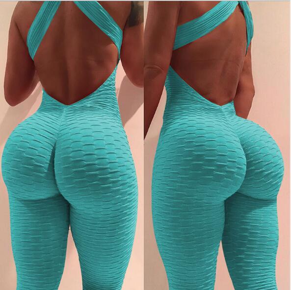 Push up high waist leggings women fitness workout leggings - Emporio Magno