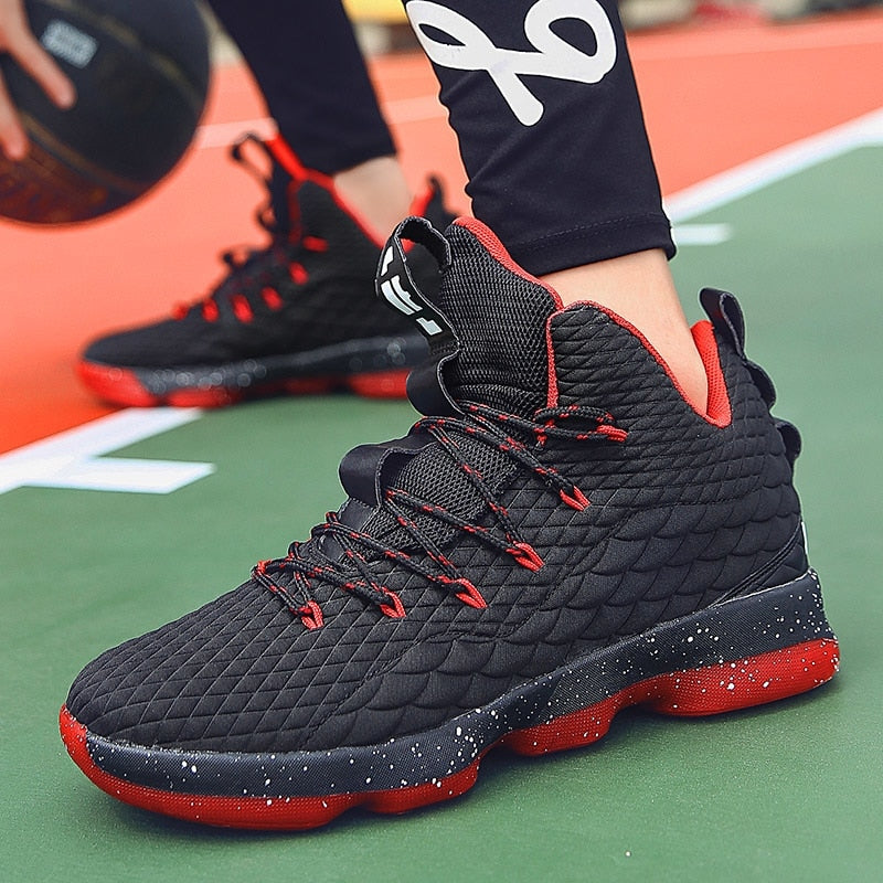 Men Basketball Shoes Male Street Basketball Culture Sports Shoes High Quality Sneakers Shoes for Men - Emporio Magno