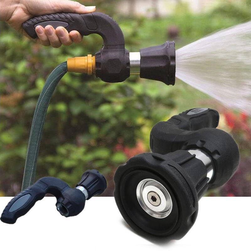 Mighty Blaster Garden Water Gun Sprinkler Spray Nozzle Car Washer Garden Farm Hose Watering Plant Water Jet Irrigation - Emporio Magno