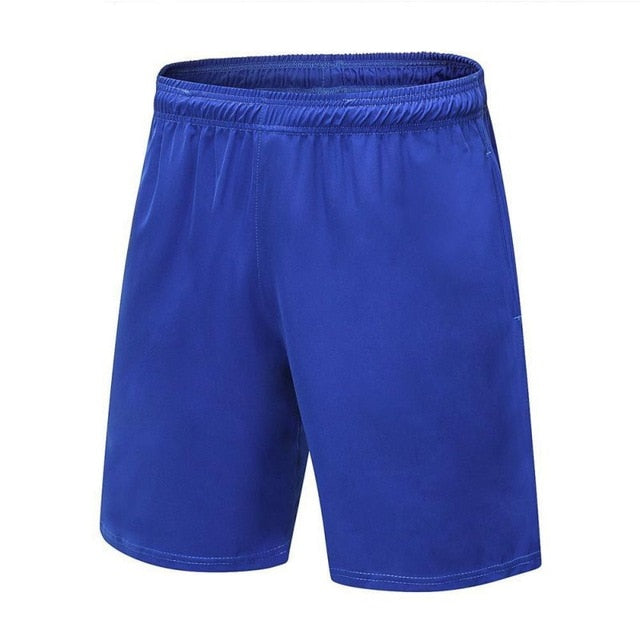 Running Shorts Men Compression Marathon Quick Dry Gym Tights Sport Shorts With Pocket Plus Size Running Shorts Men - Emporio Magno