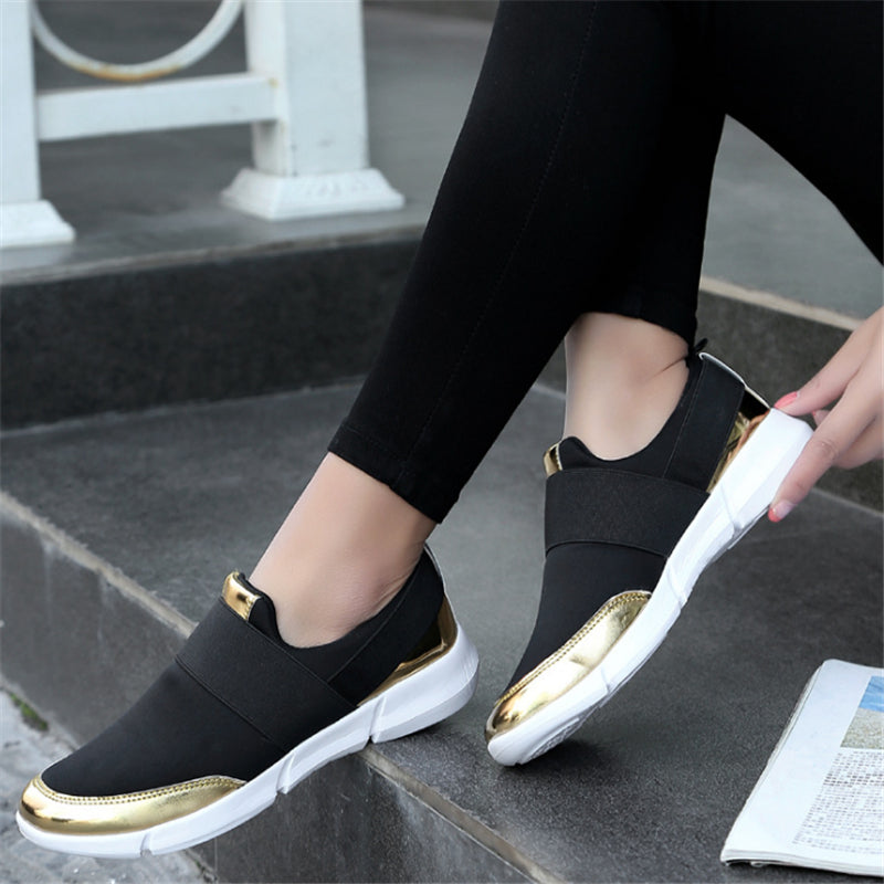 Women sneakers Shoes Tenis Feminino Casual Shoes Women Platform Mesh Shoes Comfortable Walking Shoes Ladies Women - Emporio Magno