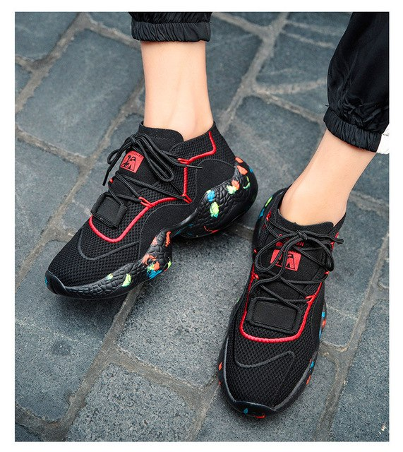 Men Shoes Fashion Sneakers For Men Casual Shoes Light Tenis Masculino Adulto Lady Trend Shoes Zapatillas Hombre Walking Shoes - Emporio Magno