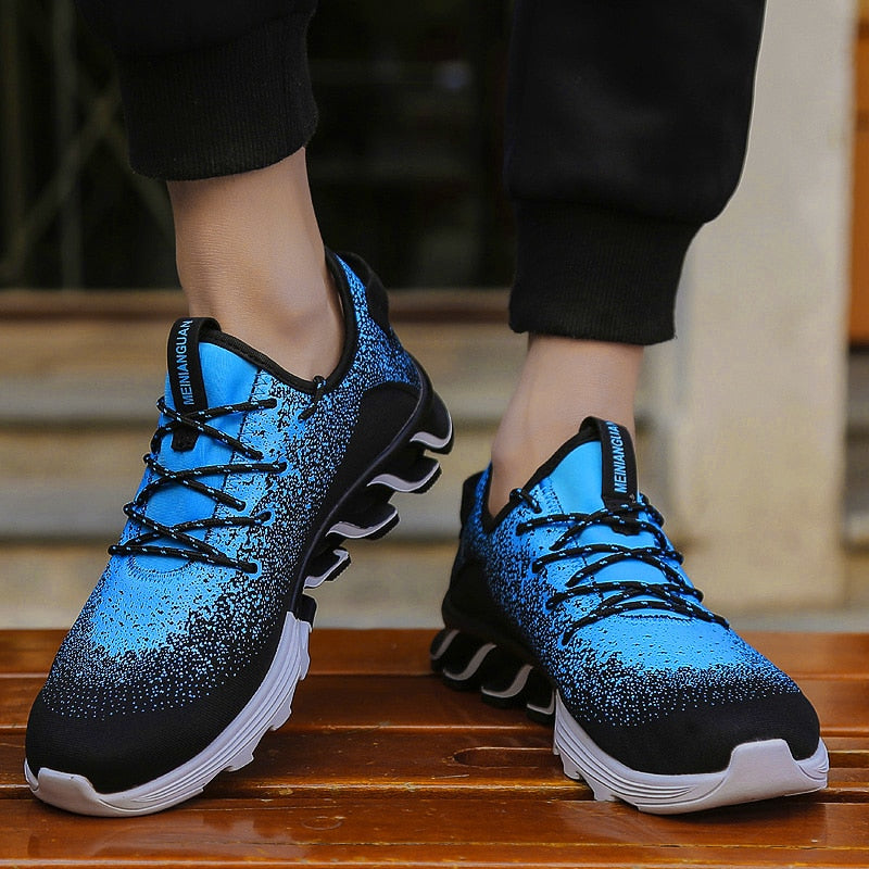 Running Shoes Men Classic Trainers Shoes Comfort High Quality Jogging Sneakers Men - Emporio Magno