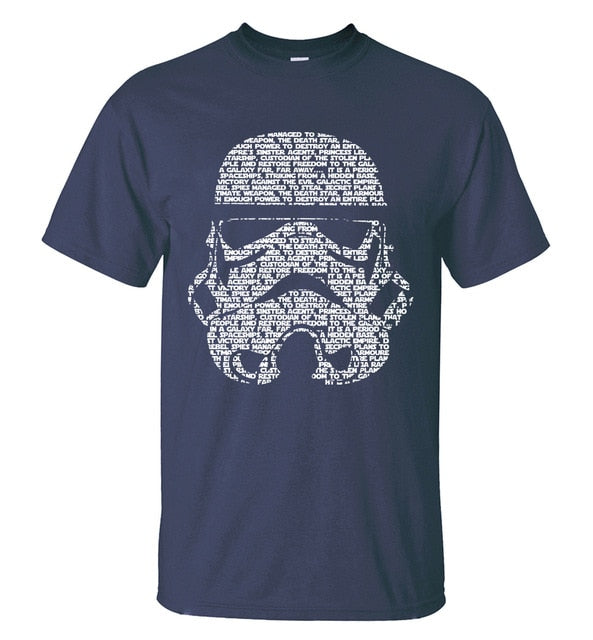 Star Wars Print T-Shirt for Men - Emporio Magno