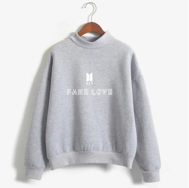 BTS  Fake Love Sweatshirt Hoodies - Emporio Magno