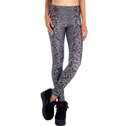 JAWS DIVISION Printed Women leggings - Emporio Magno