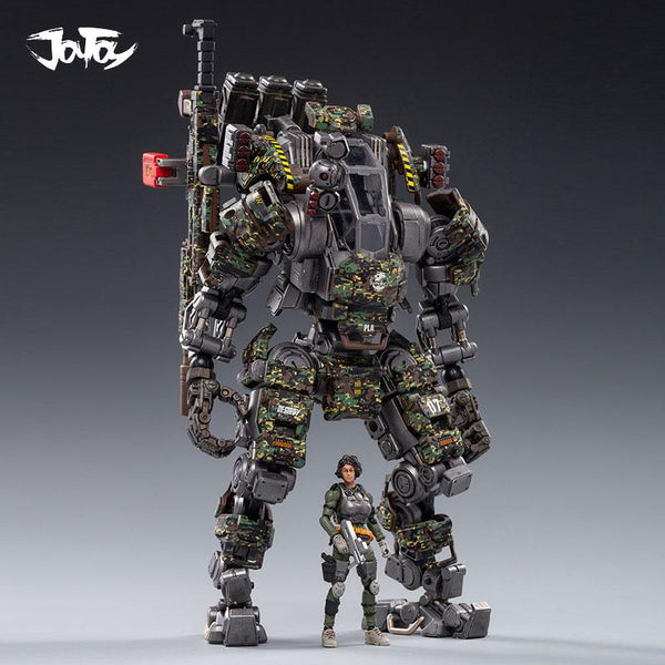 1/25 action figures robot Military Steel bone H07 armor cam Mecha