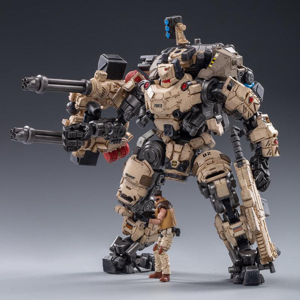 1:25 Mecha Figure Action Figures Military Desert Mech