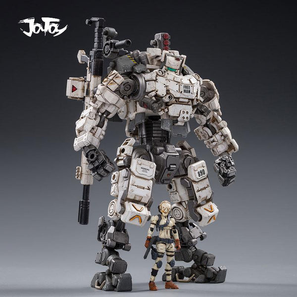 1:25 action figures Mecha Figures White Armor