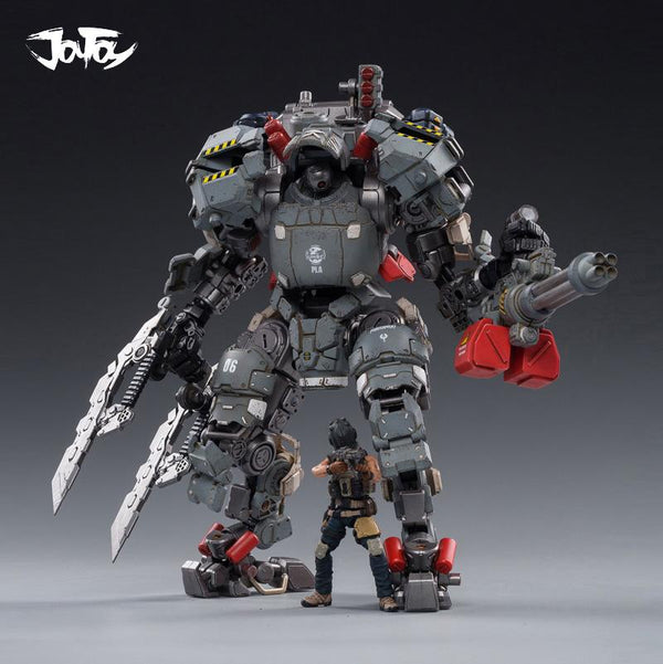 1/25 action figures robot Military Steel bone H04 armor cam Mecha Collection