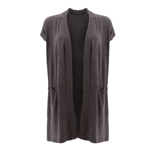 Cap Sleeve Cardigan