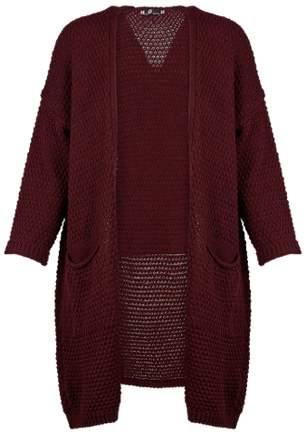 Knitted Cardigan M17/18768J