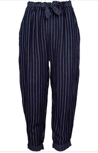 Woven Stripped Pant