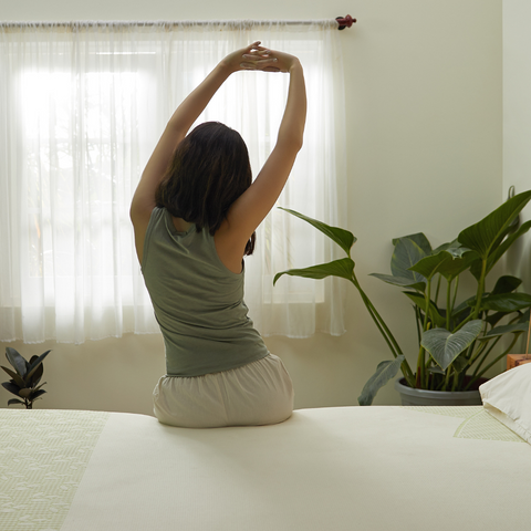 When should you ideally change the mattress 1