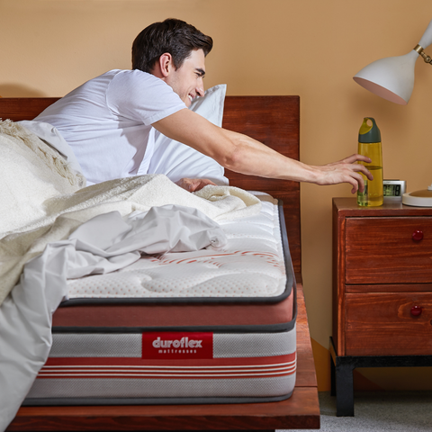 When should you ideally change the mattress 3