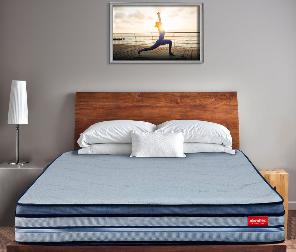 Empower Certified Orthopedic Bonnell Spring & Memory Foam Mattress