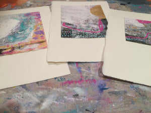 Pocket Sized Abstracts - Originals