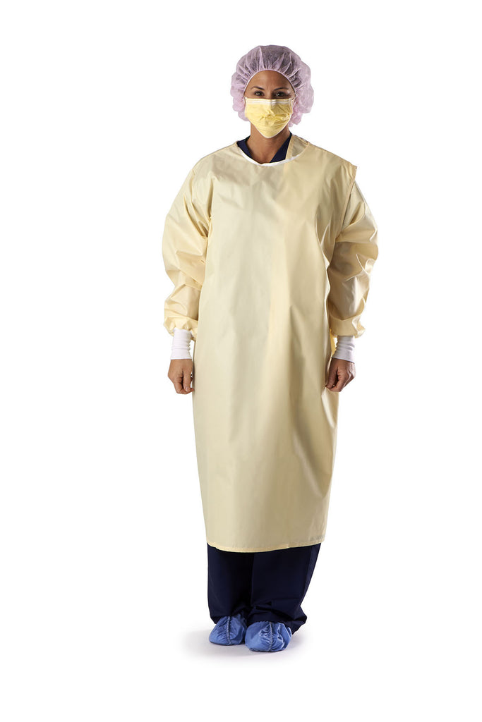 Wrap-Around Reusable Isolation Gown – Medline Canada Corporation