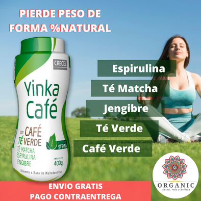 YINKA CAFE LIPOREDUCTOR