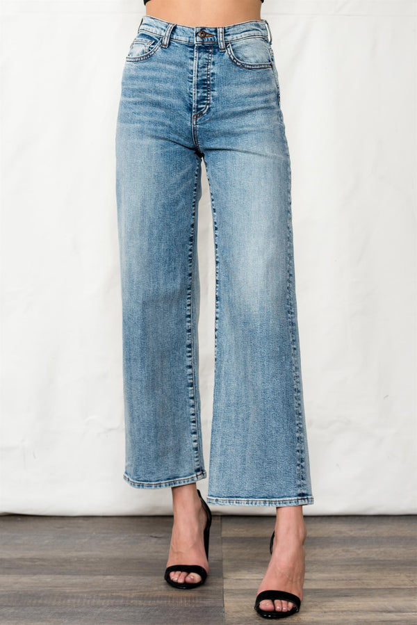 Medium Light Jeans