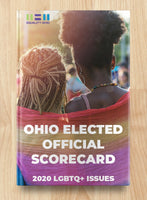 Ohio Elected Official Scorecard: 2020 LGBTQ+ Issues